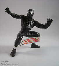 Marvel Comics figurine de collection Black Spiderman debout 8 cm Comansi