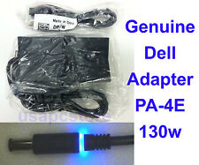 new 5 lots genuine dell latitude power adapter pa-4e ac charger 130w