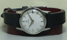 Ladies VINTAGE OMEGA Winding SWISS Made WRIST WATCH r465 Old used antique