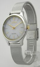 Elegante Citizen ECO-DRIVE Solaruhr Damenuhr 32 mm - 5 BAR WR - EM0504-81A