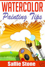 CD - Learn to Draw Cartoons, Trees, Birds, Watercolour Painting - 26 eBooks