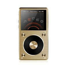 FiiO X5 II Portable High Resolution Music Player 192K/24B 2nd Generation Gold