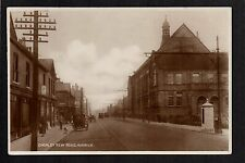 Horwich - Chorley New Road - real photographic postcard