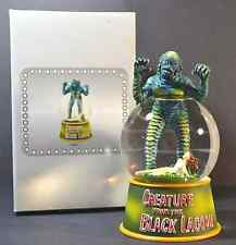 2005 Creature From The Black Lagoon Water Globe Universal Monsters