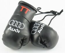 Audi  Mini boxing gloves black  with TT on the cuff