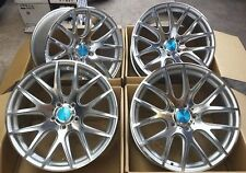 "18""3sdm 0.01alloy wheels audi a3 03 tt 06 vw bora/golf 4/beetle/seat wider rear"