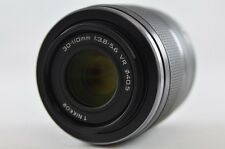 [Exc⁺⁺] Nikon 1 NIKKOR 30-110mm F3.8-5.6 VR Black Lens For Nikon 1