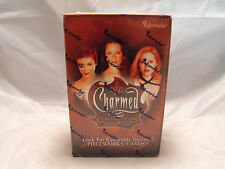 CHARMED CONNECTIONS COMPLETE SEALED BOX OF 24 PACKS BY INKWORKS CARDS