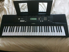 Yamaha EZ-220 Full Size Keyboard Piano Electric Portable Digital Organ