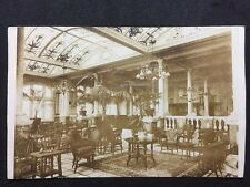 RP Vintage Postcard - London #HC2 - Hyde Park Hotel Interior