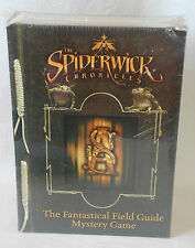 The Spiderwick Chronicles The Fantastical Field Guide Mystery Game New Sealed