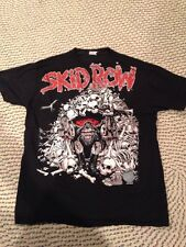 Skid Row 1992 vintage Slave To the Grind Tour T Shirt XL Excellent Cond