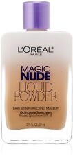 L'Oreal Paris Magic Nude Liquid Powder Bare Skin  Makeup CREAMY NATURAL #314