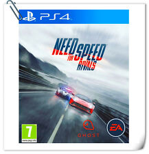 PS4 NEED FOR SPEED RIVALS SONY PlayStation Games EA Racing