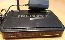 TRENDnet WIRELESS ROUTER N300 WIFI Certified TEW 731BR