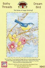 BOTHY THREADS DREAM BIRD WITH LACE BUTTERFLY COUNTED CROSS STITCH KIT 2015