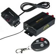 MINI GPS/SMS/GPRS TRACKER TK103B+SHAKE AUTO CAR REALTIME TRACKING DEVICE SYSTEM