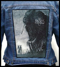 LES DISCRETS - Septembre et Ses Dernière   --- Huge Jacket Back Patch Backpatch