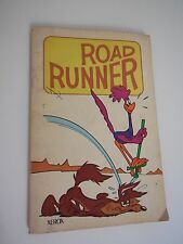 Vintage Road Runner Stories by D.J. Arneson,1971 by Warner Bros.,Xerox,Softcover