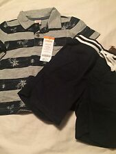 Gymboree Jawsome Boys Outfit Size 18-24 Months Nwt