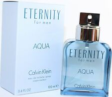 Eternity Aqua for Men by Calvin Klein 3.4 fl.oz/100 ml
