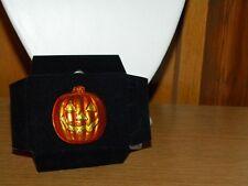 Avon Halloween Motif Pumpkin Pin Brooch New