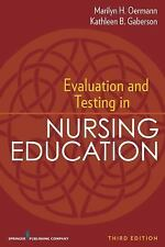 Evaluation and Testing in Nursing Education: Third Edition (Springer S-ExLibrary