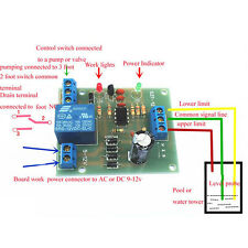 Liquid Level Controller Sensor Module Pond Tank Water Level Detection Sensor
