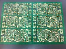 10xHigh Yield dbl sided Gold Plated PCB for Scrap/Recovery 275X190mm/169Grm each