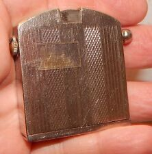 Vintage Used Kaschie 33 Pocket Cigarette Lighter / Germany