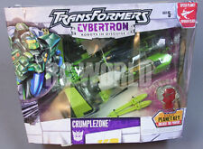 Transformers Cybertron Electronic CRUMPLEZONE  *New In Box*    #RK1