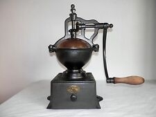 old Coffee Grinder french Peugeot Freres A2 french mill coffee counter antique