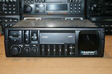 Blaupunkt boston cc 22 vintage 90s cassette auto radio MP3 mercedes vw bmw rover