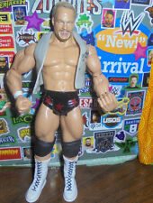 WWE Steve Austin Wrestling Action Figure Jakks WCW Stone Cold Hollywood Blondes