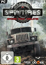 Spintires - Offroad Truck Simulator (PC, 2014, DVD-Box)