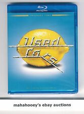 Used Cars (1980) Zemeckis Twilight Time SOLD OUT Ltd Ed 3,000 OOP Blu-Ray Sealed