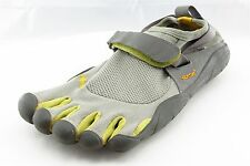 Vibram Five Fingers Women Shoes Size 40 Gray Fabric Running