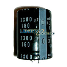 NEW 3300 uF 160V ELECTROLYTIC CAPACITOR 40x35mm