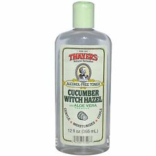 Thayers, Alcohol Free Toner, Cucumber Witch Hazel with Aloe Vera Formula, 12 fl
