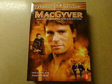 6-DISC DVD BOX / MACGYVER: SEASON 1