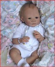 "TOBIAS by Tina Kewy ~ 20""  Reborn Doll KIT. ~ MALE BELLY PLATE ~ LE/ 400 ~ COA"