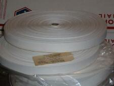 100 Yards (300 Feet) Cotton Fabric tape.  7/8 Inch Cloth strapping webbing mule