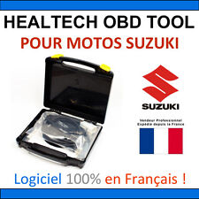 Interface de diagnostic HealTech OBD Tool pour Suzuki - Motos & Scooters OBD2