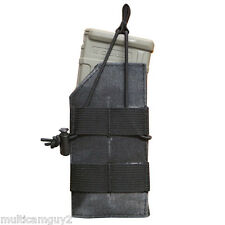 OPS/UR-TACTICAL SINGLE M-four SHINGLE MAG POUCH IN A-TACS LE(LE-SS)