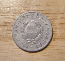 Hungary Hungarian 1 Forint 1967 Communist era coin Aluminium