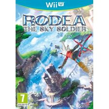 Rodea The Sky Soldier Wii U Game Brand New