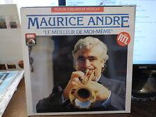 Maurice André : le meilleur de moi-même - Album Emi 749476 1 PM 522