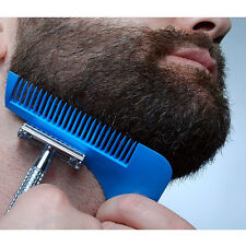 Men Beard Bro-Beard Shaping Tool for Perfect Lines and Symmetry PRO SHAVING BEAR