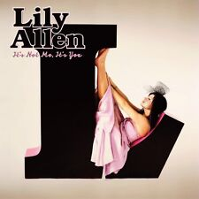 Lily Allen - It's Not Me It's You - Lily Allen CD GWLN