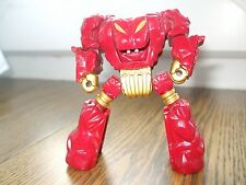Vintage Rare Bandai Japan 1985 Go Bots Robot Rock Lords Brimstone Action Figure